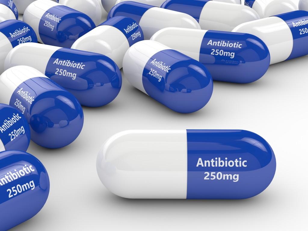 Antibiotics and candida
