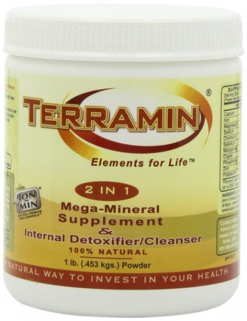 TerraMin Ionic Mineral Supplement