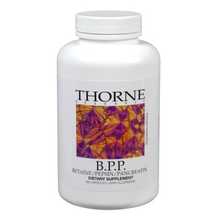 B.P.P Betaine/Pepsin/Pancreatin