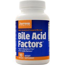 Bile Acid Factors by Jarrow