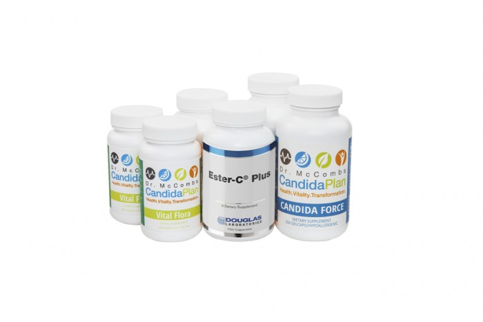 Tune Up Program: After Dr. McCombs' Candida Plan now with Ester-C Plus*