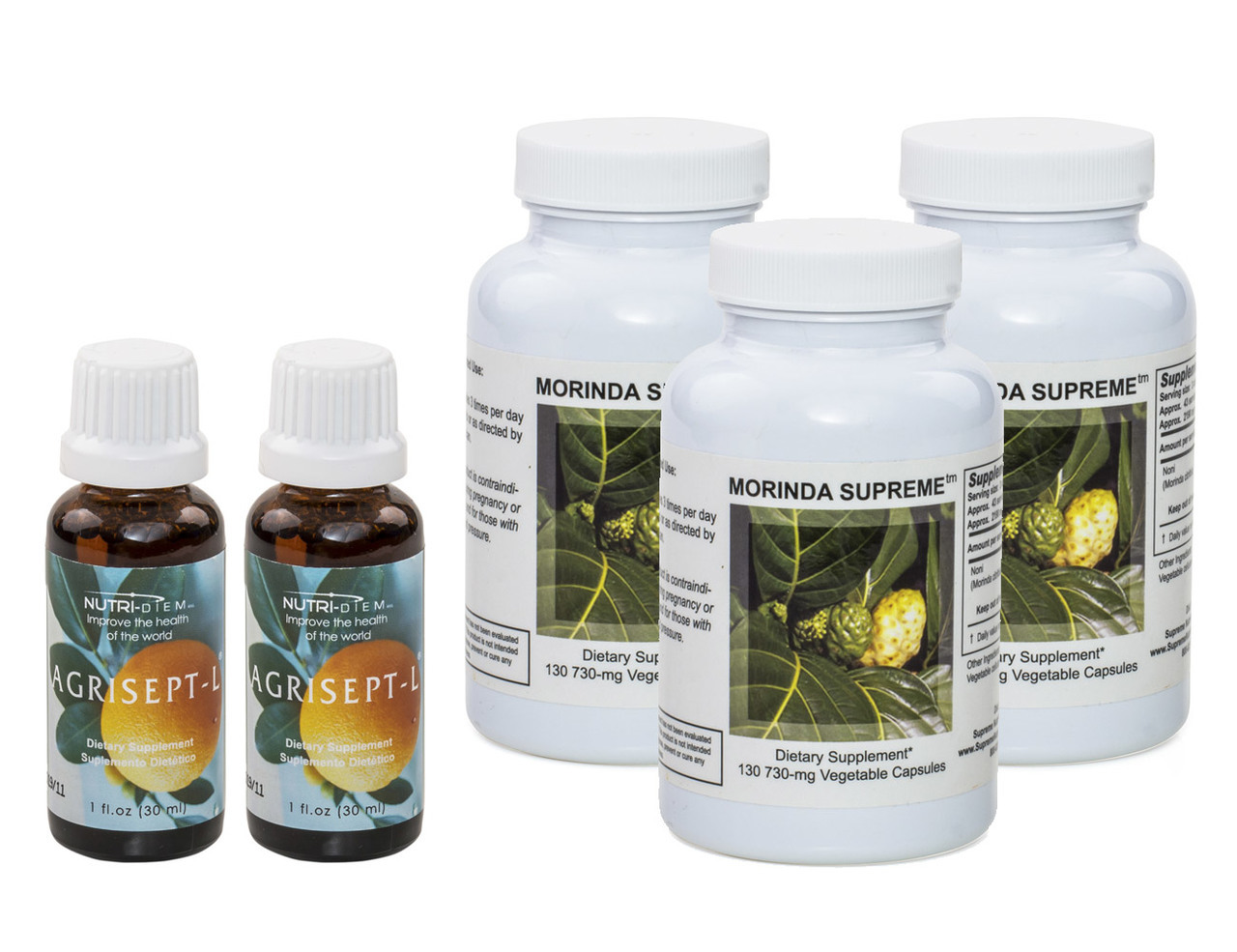 Dr. McCombs' Parasite Cleanse (Now with Vidanga Supreme!)