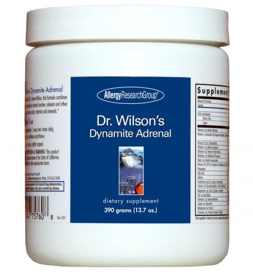 Dr. Wilson's Dynamite Adrenal Powder