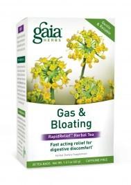 Gaia Gas & Bloating Tea