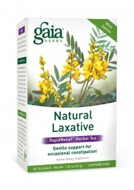 Gaia Natural Laxative Tea