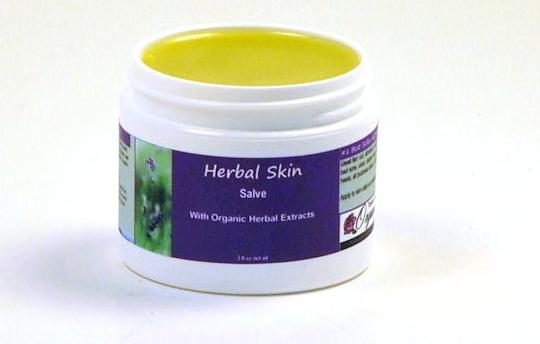 Herbal Skin Salve All Purpose