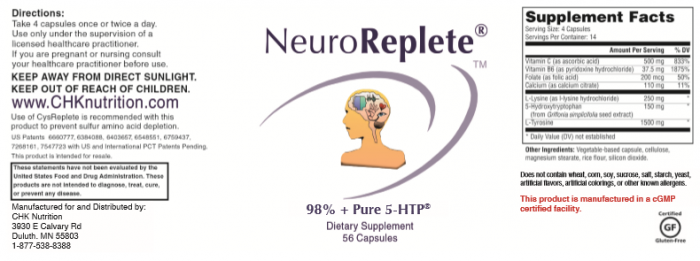 NeuroReplete