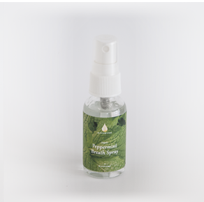 Quinntessential Peppermint Breath Spray