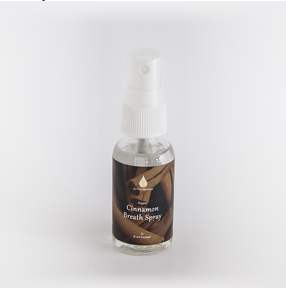 Quinntessential Cinnamon Breath Spray