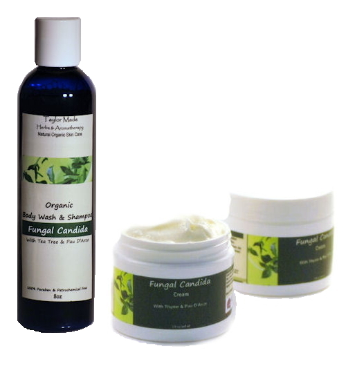Fungal Candida Skin Care Set