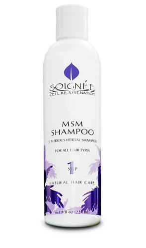 Soigne MSM Shampoo