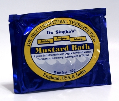 Mustard Bath 2 oz