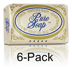 Pure Soap 6-Pack