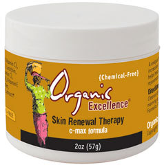 Organic Excellence Skin Renewal Therapy C-Max Formula