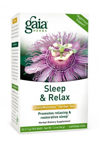 Gaia Sleep & Relax Tea